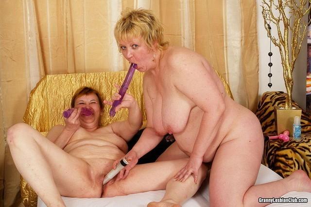 Chubby Granny Lesbians