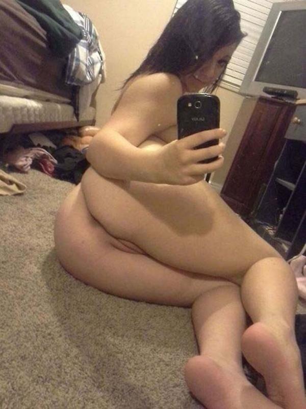 Big Ass Nude Teen Pussy Selfie Homemade Photo
