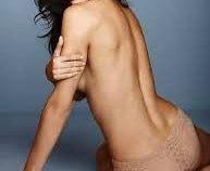 Adriana Lima Sexy Topless Photo