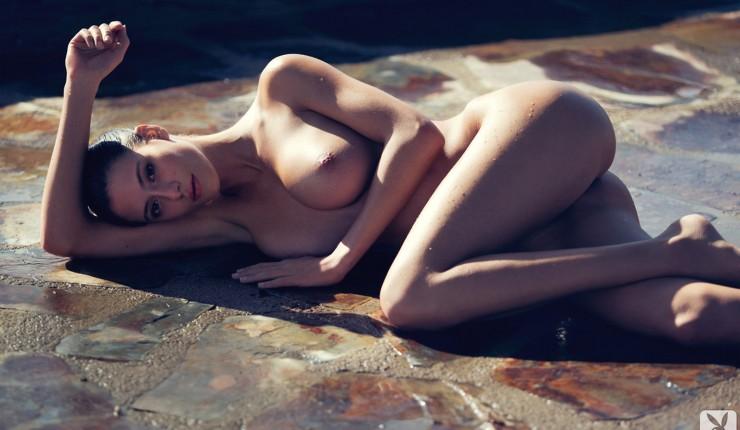 Alejandra Guilmant Wet Nude Ass Body