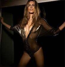 Alessandra Ambrosio Nude See Through