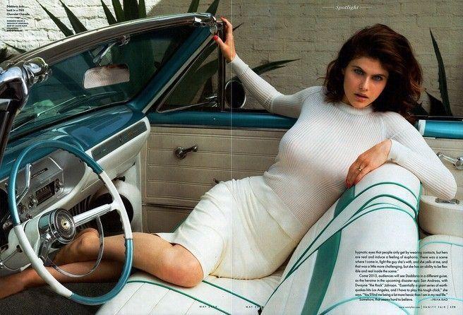 Alexandra Daddario Nude Images