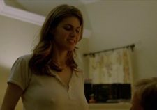 Alexandra Daddario Nude Sex Top To Bottom On True Detective