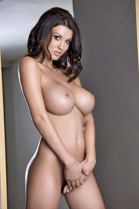 Alice Goodwin Nude Topless Big Boobs