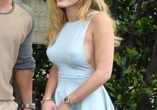 Bella Thorne Nude Tits See Through