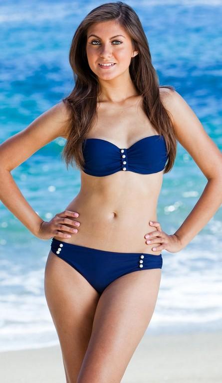 Bikini Strapless Bathing Suit