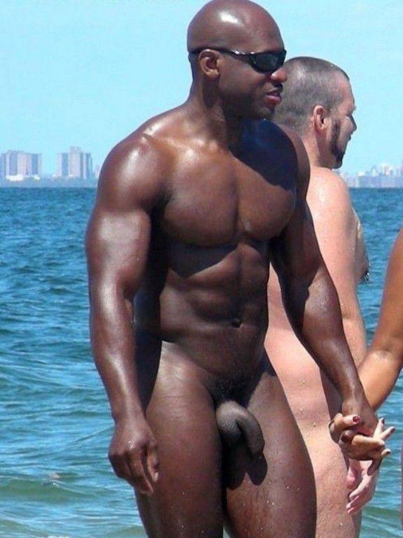Black Men Nude Beach Male