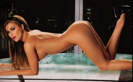 Carmen Electra Naked Pics Playboy