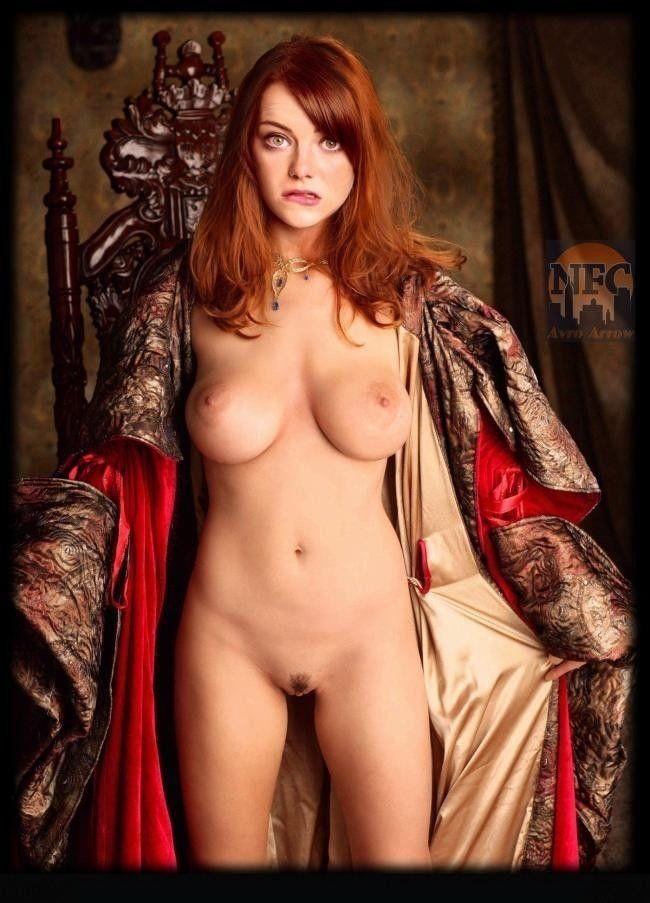 Celebrity Naked Pics Emma Stone