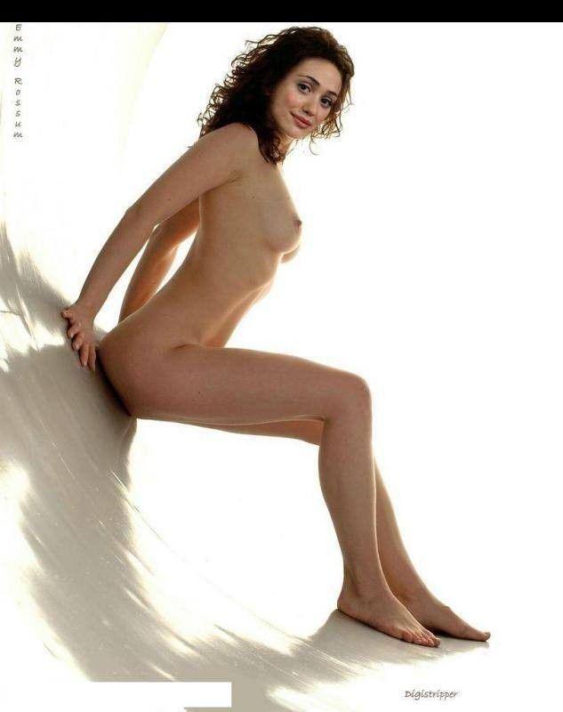 Celebrity Nude Emmy Rossum