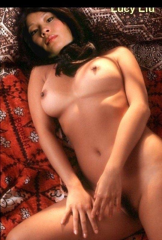 Celebrity Nude Pics Lucy Liu