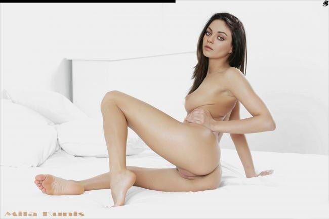 Celebrity Nude Pics Mila Kunis