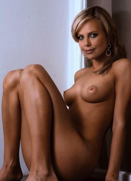Charlize Theron Nude XXX Photos