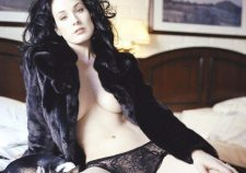 Dita Von Teese Nude Topless Hot Body