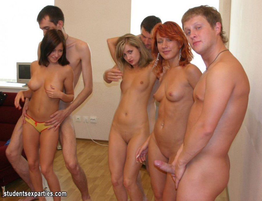 Drunk Student Sex Parties Nude