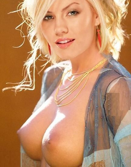 Elisha Cuthbert Nice Boobs Nipples