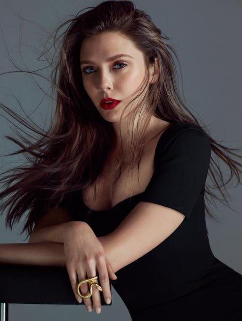 Elizabeth Olsen Nude Actress HD WALLPAPERS