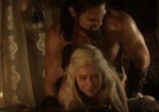 Emilia Clarke Nude Sex Scene