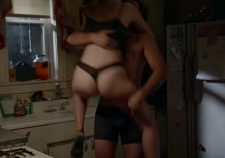Emmy Rossum Topless Nude Ass Scenes Shameless