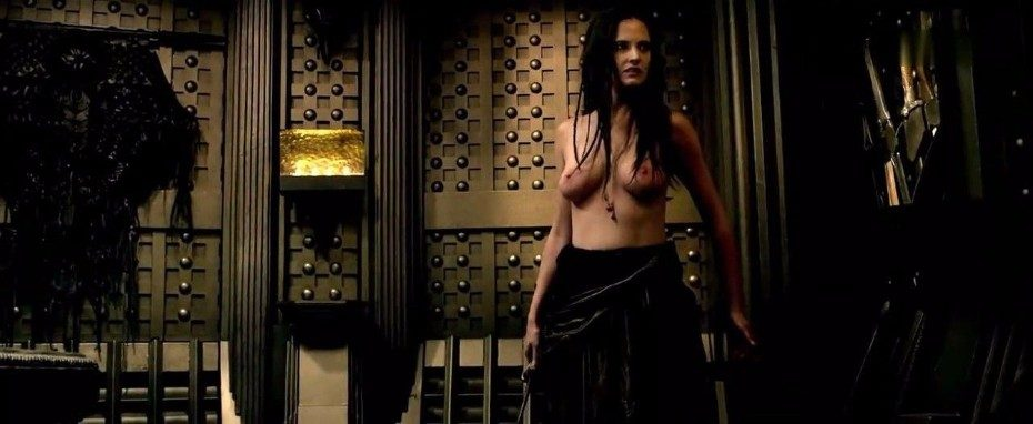 Eva Green Nude Topless Big Tits Scene