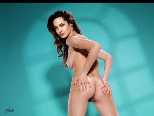 Free Nude Celebrities Angelina Jolie