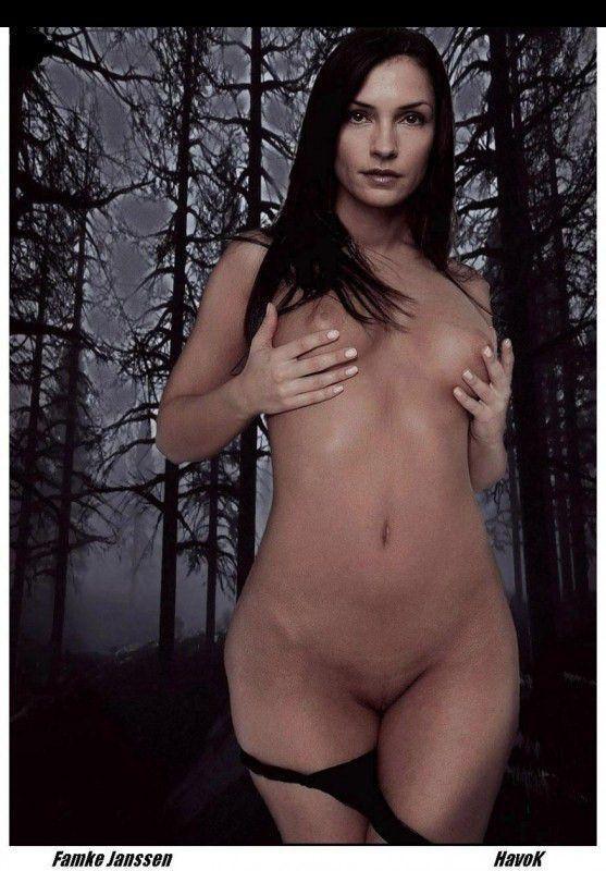 Free Nude Celebrities Famke Janssen