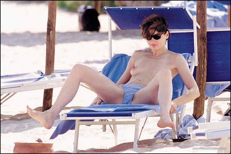 Nude geena davis 41 Sexiest