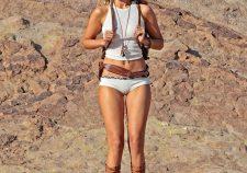 Gigi Hadid Sexy Camel Toe