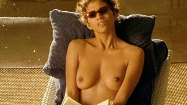 Halle Berry Nude Tits