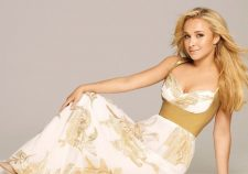 Hayden Panettiere Sexy Hot Naked Wallpaper