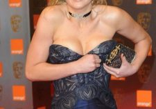 Jennifer Lawrence Open Dress Naked Images