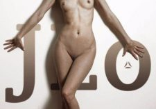 Jennifer Lopez Beautiful Body Nude