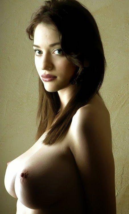 Kat Dennings Naked Big Boobs