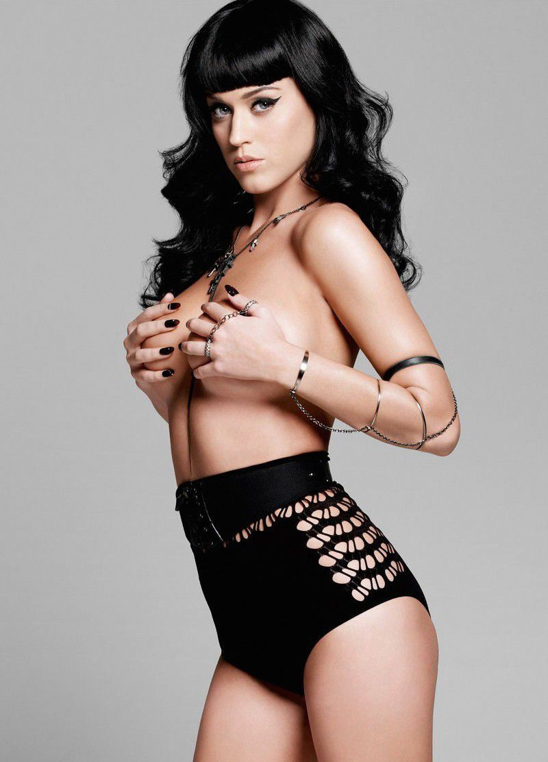 Katy Perry Hald Nude Photo