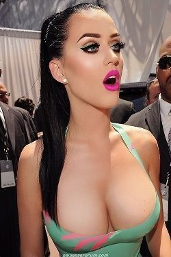Katy Perry Sexy Naked Topless Boobs Photos