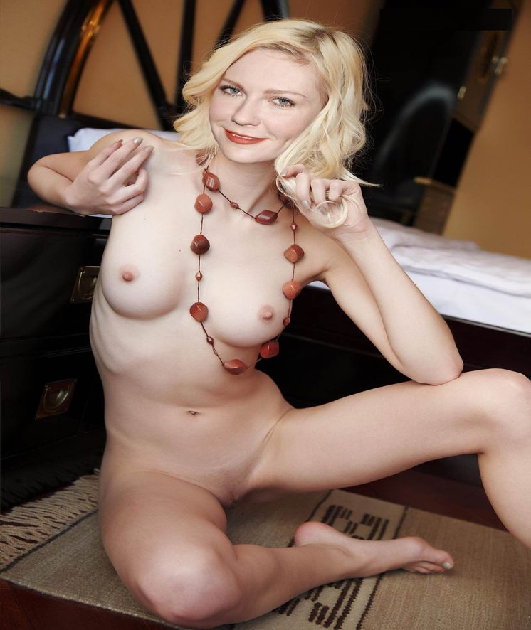 Kirsten Dunst Nude Small Boobs And Pussy Showing