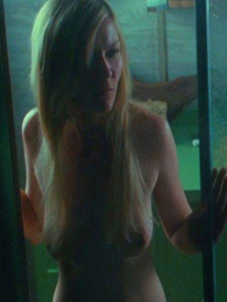 Kirsten Dunst Topless Naked Boobs