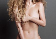 Lady Gaga Naked In V Magazine