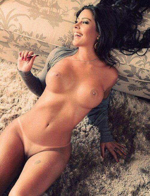 Larissa Riquelme Nude Tits And Pussy