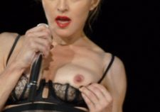 Madonna Nude Tits Photo