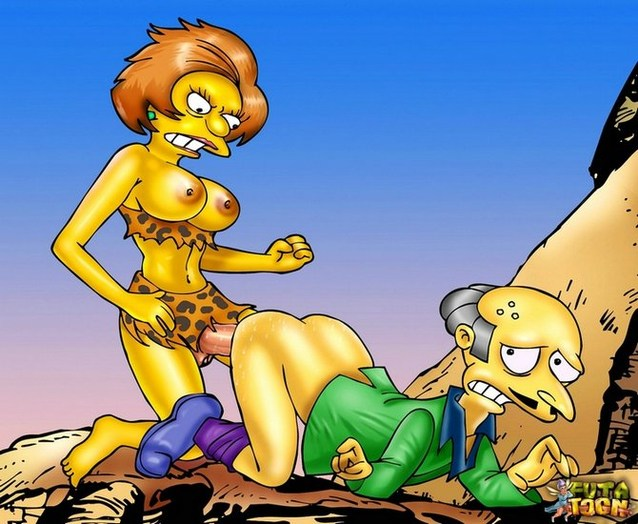 Marge Simpson Shemale Porn