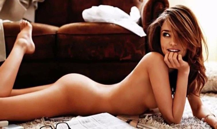 Miranda Kerr Nude Sexy Tits And Ass