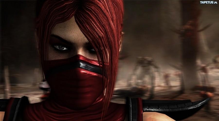 Mortal Kombat Skarlet