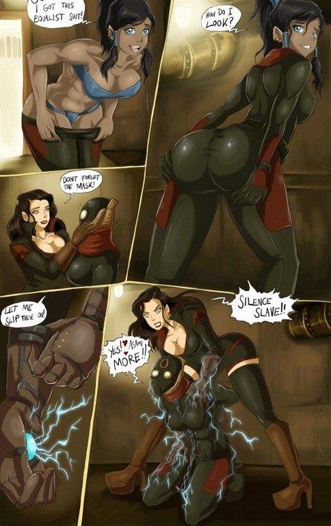 Nackt avatar kora Avatar: The