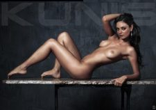 Naked Celebrity Pictures Mila Kunis