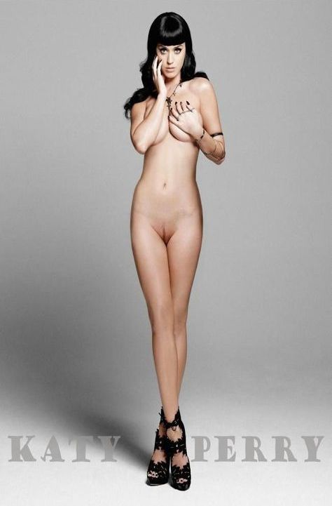 Naked Celebritys Katy Perry