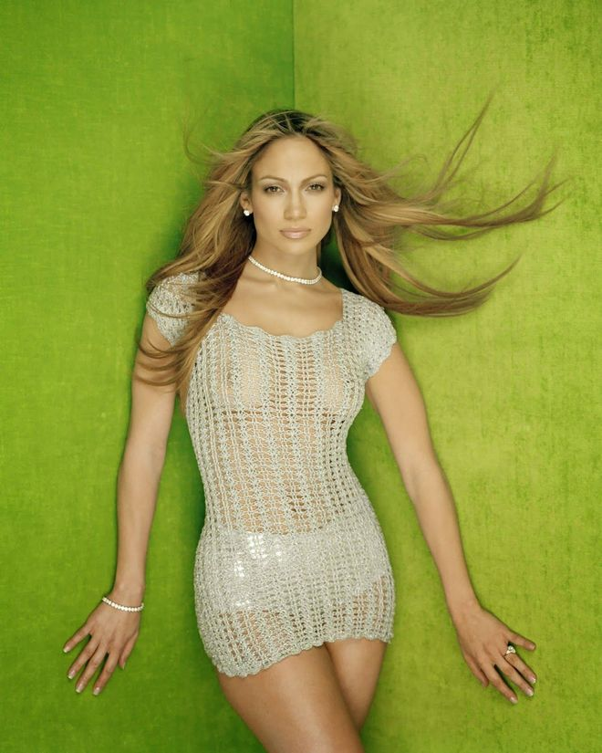 Naked Jennifer Lopez