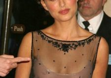 Natalie Portman Nude Tits Small Nipples See Through