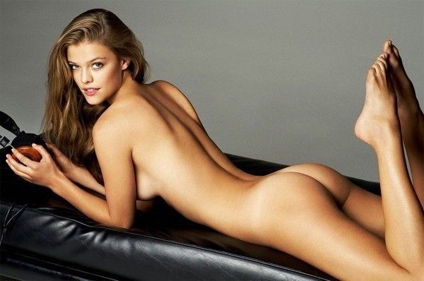 Nina Agdal Nude Topless Sexy Booty Photos