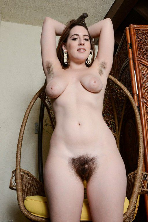 Nude Blonde Girls With Hairy Arms